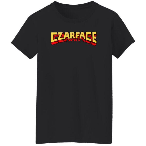 Czarface Merch Czarface Logo Hoodie Sweatshirt