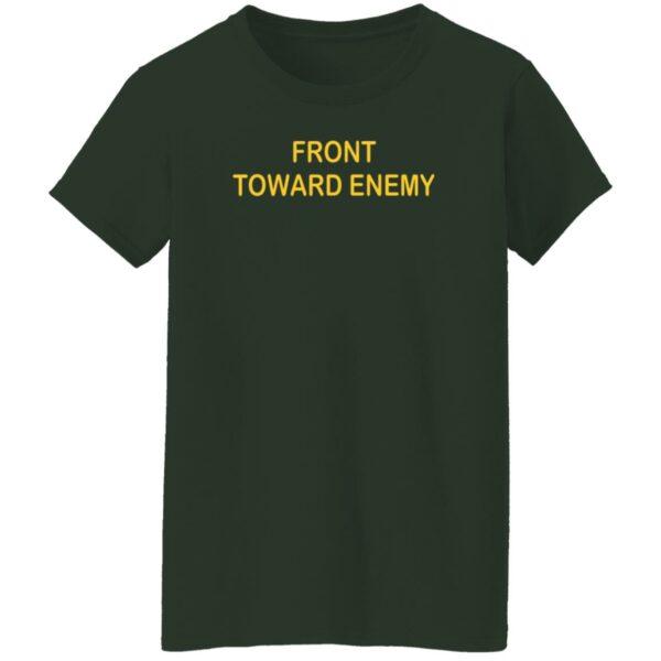 Rjoapparel Store Front Toward Enemy Shirt Robert J O'Neill