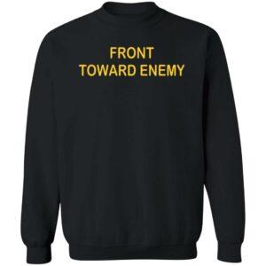 ThuHang - Rjoapparel Store Front Toward Enemy Shirt Robert J O'Neill