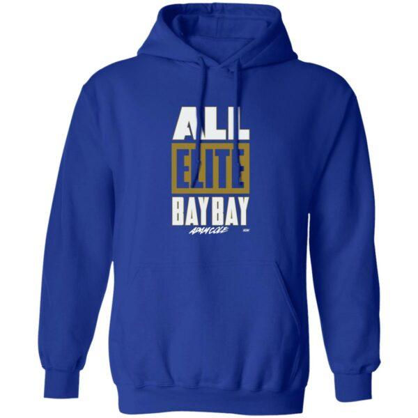 All Elite Wrestling Adam Cole All Elite Bay Bay Shirt Shop AEW