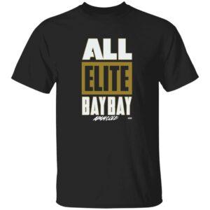 HongVan - All Elite Bay Bay Shirt Adam Cole